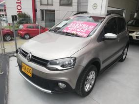 Volkswagen Cross Fox 2013