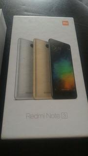 Celular Xiaomi Redmi Note 3