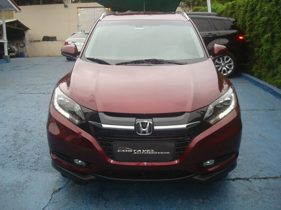 Honda Hr-v 1.8 16v Flex Touring 2018