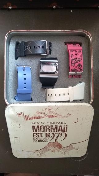 Relógio Feminino Mormaii Fzg Edição Limitada