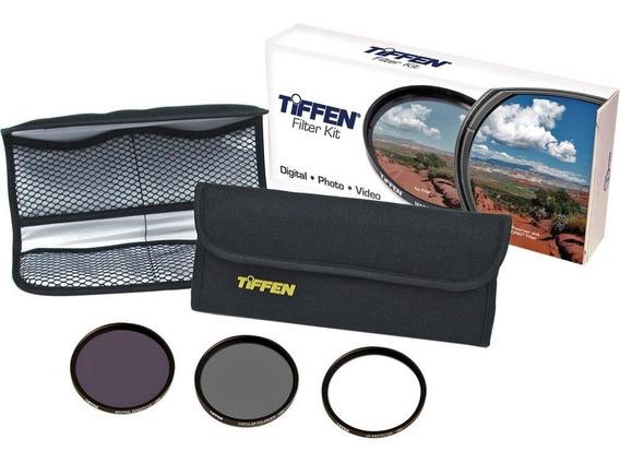 Filtro De Proteção Tifen 52digek3 Filter Kit For 52mm