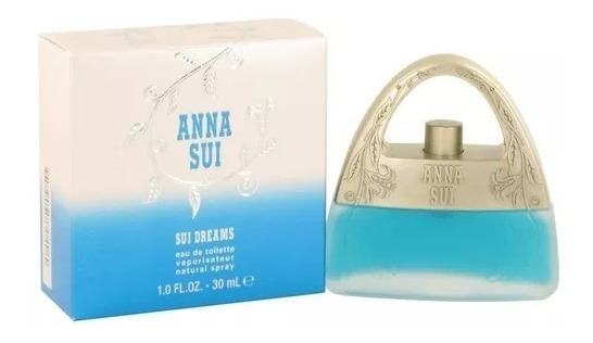Perfume Anna Sui Sui Dreams Feminino 30ml Edt - Original