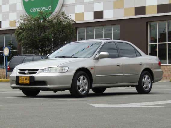 Honda Accord Honda Accord Exr