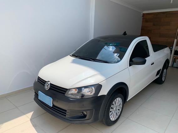 Volkswagen Saveiro 2014 1.6 Mi Cab. Simples Total Flex 2p