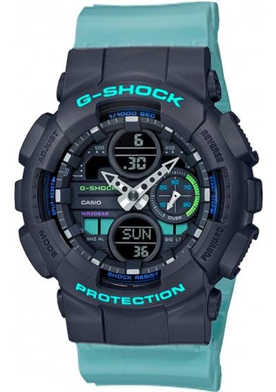 Relógio G-shock Gma-s140-2adr Original Garantia Nfe