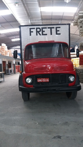 Mercedes 1113toco Baú
