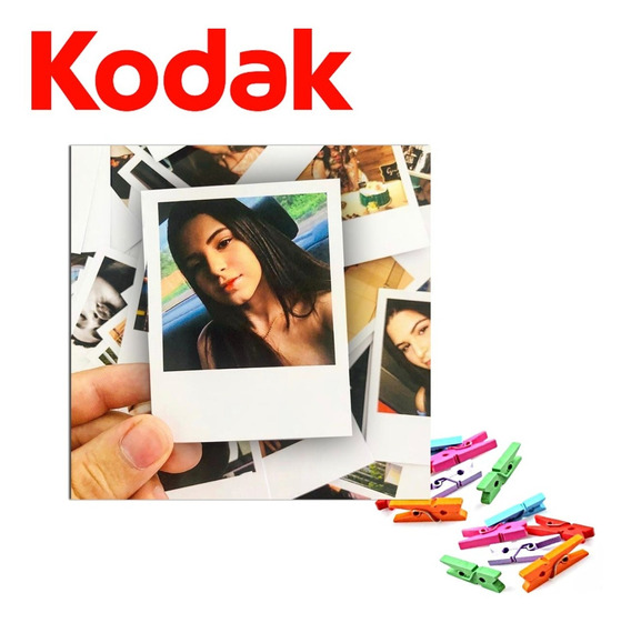 Revelar 50 Fotos 10x10 Instagram + Pregador