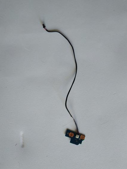 Botão Power Notebook Samsung Np300e5k Np300e5m Np300e5l