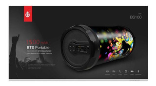 Parlante Portatil Bluetooth Subwoofer Bazooka Oneplus Bs100