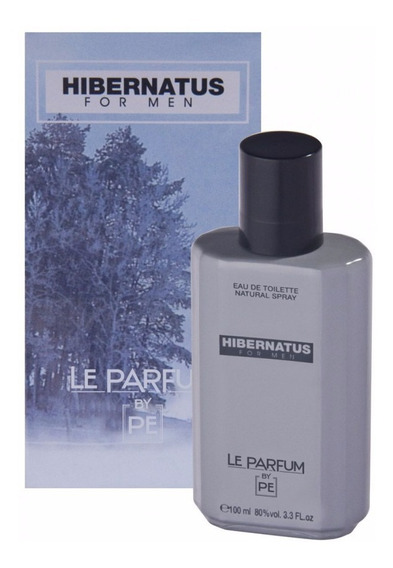 Perfume Hibernatus Masculino Paris Elysees 100ml Original
