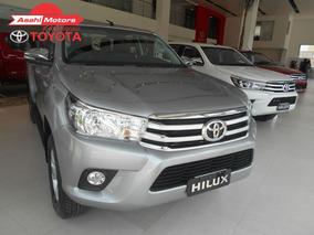 Nueva Toyota Hilux 4x2 Cd Srv 2.8 Mt 2018 - Asahi Motors