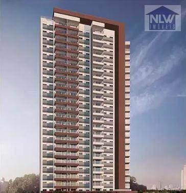 Apartamento Com 2 Dormitórios À Venda, 63 M² Por R$ 530.000 - Jardim Prudência - São Paulo/sp - Ap1384