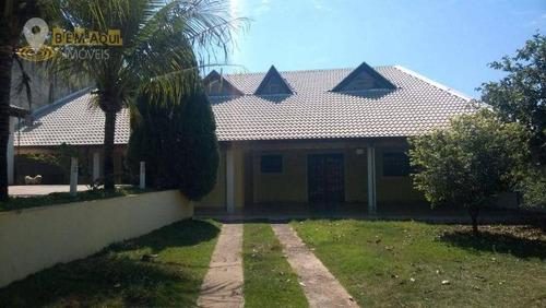 Imagem 1 de 22 de Casa À Venda, 250 M² Por R$ 600.000,00 - Jardim Paraíso Ii - Itu/sp - Ca1589