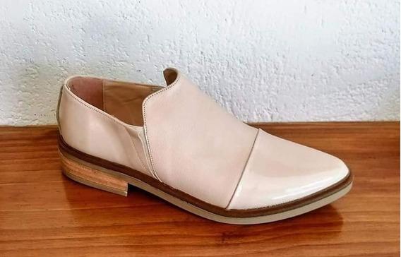 Zapatos Charritos Cuero Vacuno