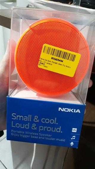 Caixa De Som Portátil Nokia Md 12
