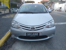 Toyota Etios 1.3 16v X 5p 2016