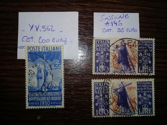 Italia La Radio Y Y.v 562 Y Dos S.caterina Sassone A142