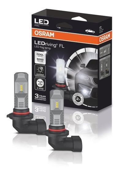 Lampara Led H8/h11/h16 Osram Led Socket Antiniebla (par)