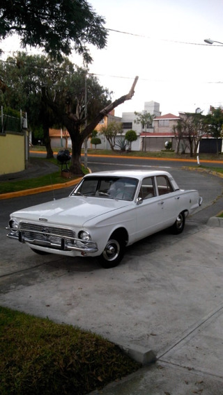 Valiant 1963 Clasico