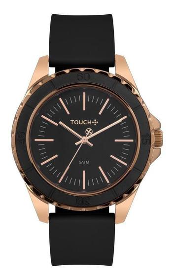 Relógio Touch Unissex Rosé Tw2035mqq/4p