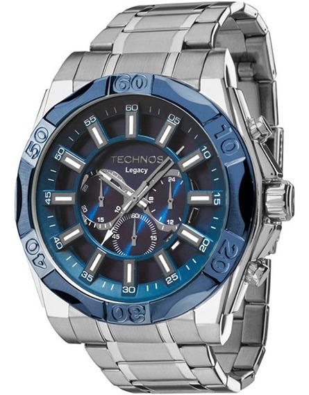 Relógio Technos Masculino Legacy Js25bb/1a Original Nfe
