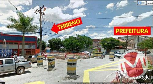Terreno Centro  5600m² - Te0017