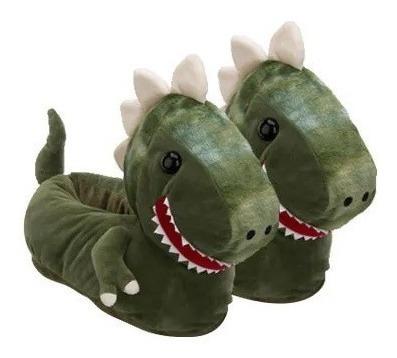 Pantufa 3d Dinossauro Ricsen