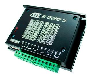 Driver Motor Paso A Paso - Tb6600 - 5a / 48v - Router - Cnc