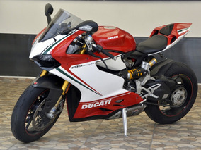 Ducati Panigale Tricolor Abs 2012