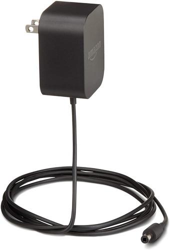 Amazon Echo Adaptador De Poder  30w Black: Echo (3rd Gen),