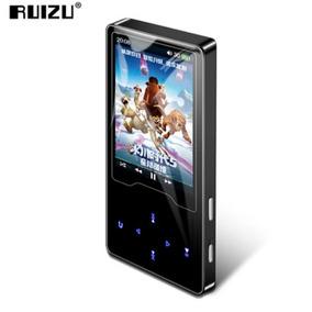 Ruizu D08 16gb Tela Hd 2.4 Teclas Touch Auto Falante Dourad