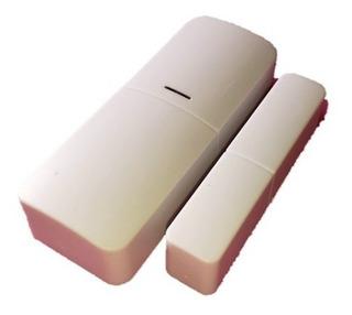Sensor Magnetico, De Apertura Inalambrico Para Alarmas Gsm