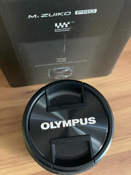 Lente Olympus M.zuiko 12-40 2.8 Pro Mft | Gh4/gh5/bmpcc4k