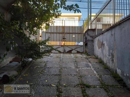 Imagem 1 de 11 de Sobrado Com 3 Dormitórios À Venda, 136 M² Por R$ 495.000,00 - Vila Santa Catarina - São Paulo/sp - So1231