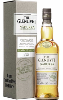 Dia Del Amigo Whisky Litro Glenlivet Nadurra White Oak Cask