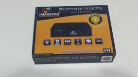 Conversor E Gravador Digital De Tv Adv Isdbt01 - Imagevox