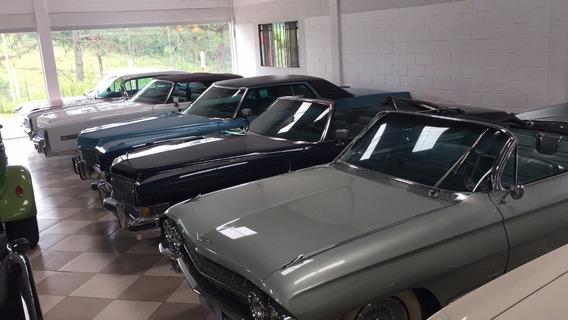 Cadillac - 1961 - Conversível - Verde