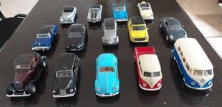 Automoviles Clasicos, 14 Un Coleccion