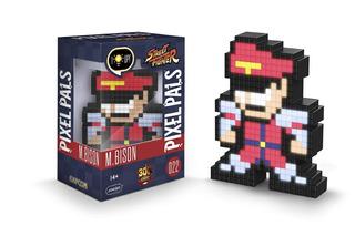 Lampara Pixel Pals: Capcom M. Bison