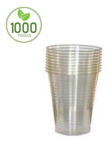 1000 Pzs Vaso Claro 10 Oz Pla Biodegradable
