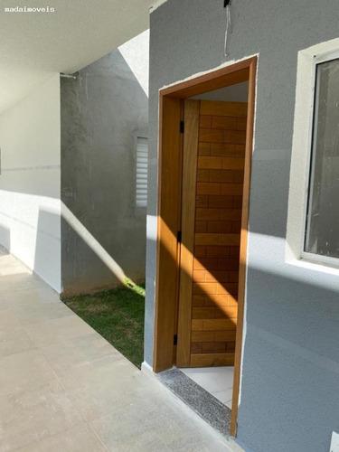 Casa Em Condomínio Para Venda Em Mogi Das Cruzes, Vila São Paulo, 2 Dormitórios, 1 Suíte, 2 Banheiros, 1 Vaga - 2642_2-1044994
