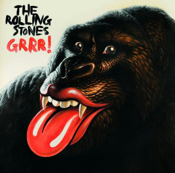The Rolling Stones Grrr! Cds (3) - Lacrado, Imagens Real