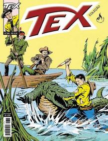 Revista Hq Gibi - Tex Coleção 385