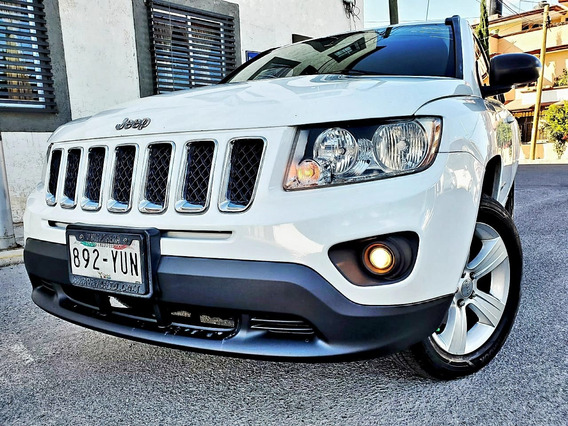 Jeep Compass Sport 5vel 4x2 Mt 2012