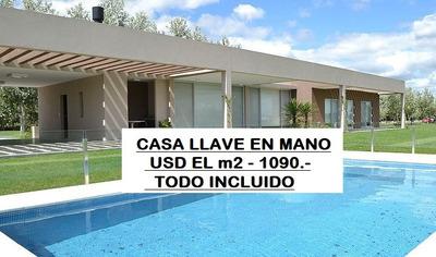 Haras Del Sur Llave En Mano ...u$s 990 El M2