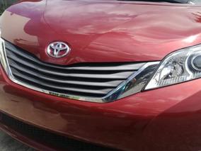 Toyota Sienna 3.5 Xle Piel Mt 2012