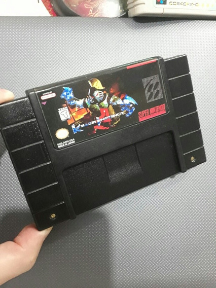 Fitas De Super Nintendo Killer Instinct
