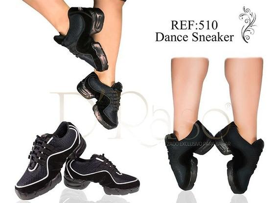 Dance Sneakers Zapatillas Especiales Para Bailar