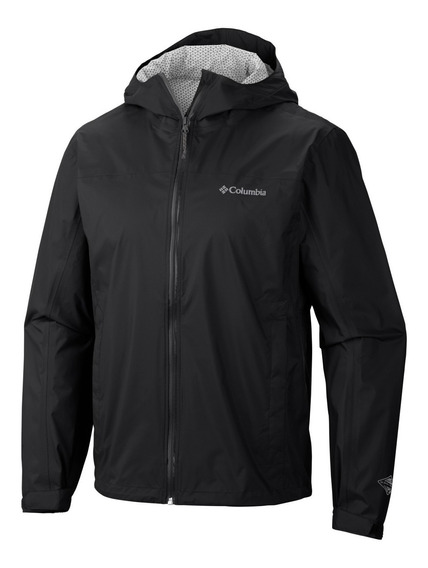 Campera Impermeable Columbia Evapouration Hombre