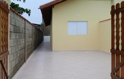 Entrada R$ 31.000,00 + Saldo Super Facilitado, Use Seu Fgts, Casa Com 2 Dormitórios, 125 M² - Suarão - Itanhaém/sp - Ca3477